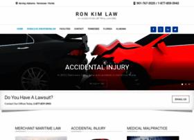 ronkimlaw.com