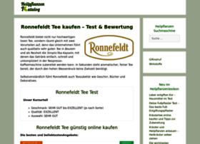 ronnefeldt-privat.de