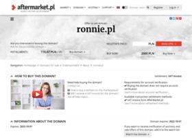 ronnie.pl