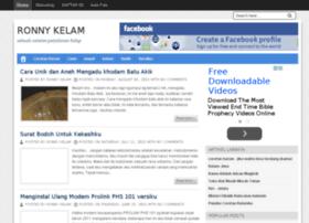 ronnykelam.com