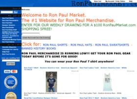 ronpaulmarket.com