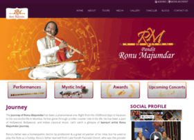 ronumajumdar.com