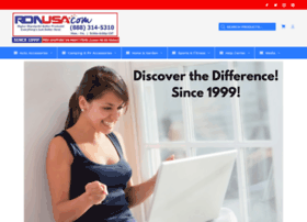 ronusa.com