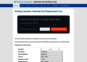 roofcalc.org