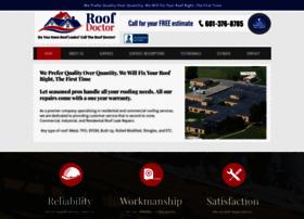 roofdoctorms.com