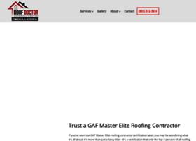 roofdoctorutah.com