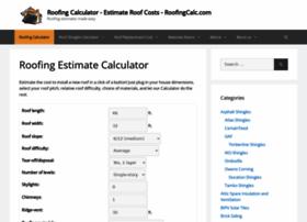 roofingcalc.com