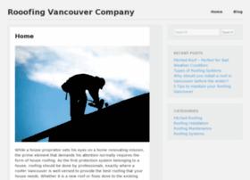 roofingvancouvercompany.info