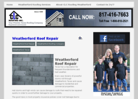 roofingweatherford.com
