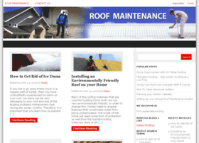 roofmaintenance.org