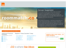 roommatch.co
