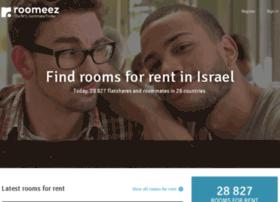 roommates-israel.com