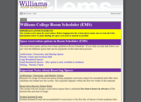 roomscheduler.williams.edu