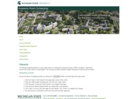 roomscheduling.msu.edu