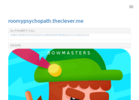 roomypsychopath.theclever.me