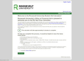 roosevelt.studentaidcalculator.com