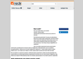 root.nedir.com