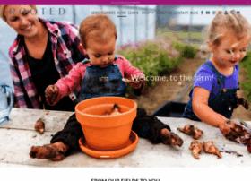 rootedflowers.com