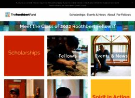 roothbertfund.org