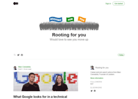 rooting-for-you.cenedella.com