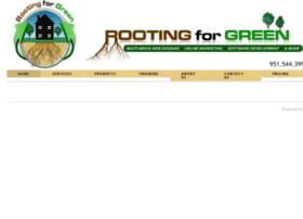 rootingforgreen.com