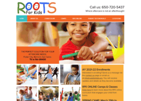 rootsforkids.org
