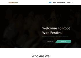 rootwirefestival.com
