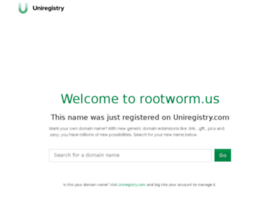rootworm.us