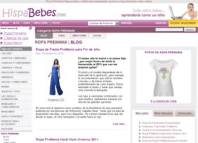ropa-premama.hispabebes.com