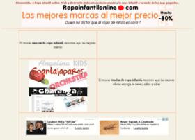 ropainfantilonline.com