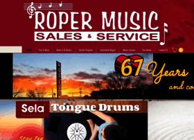 ropermusic.com
