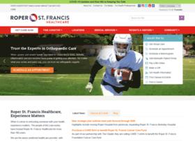 ropersaintfrancis.com