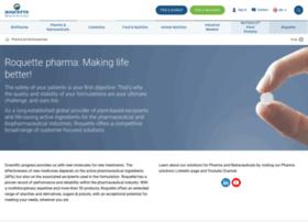 roquette-pharma.com