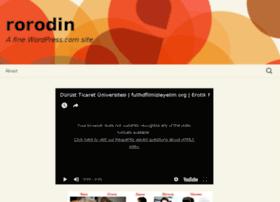 rorodin.wordpress.com