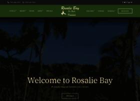 rosaliebay.com