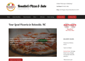 rosalinispizza.com