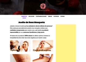 rosamosqueta.org