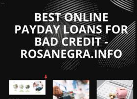 rosanegra.info
