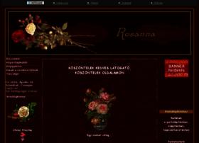 rosanna.lapunk.hu