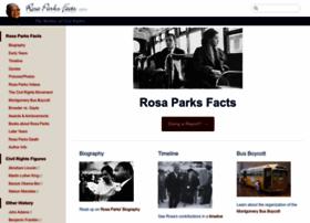 rosaparksfacts.com