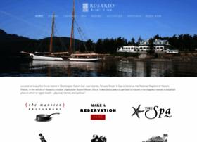 rosarioresort.com