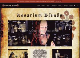 rosariumblends.com