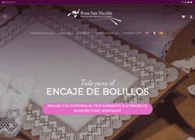 rosasanicolas.com