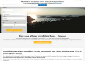 rosasinmobiliarias.com