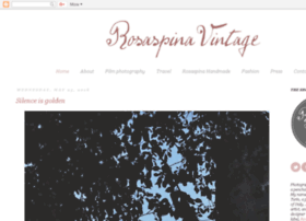 rosaspinavintage.blogspot.com