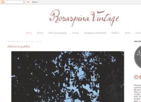 rosaspinavintage.com