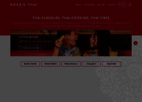 rosasthaicafe.com