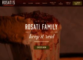 rosatispizza.com
