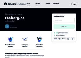 rosberg.es