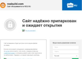rosbuild.com